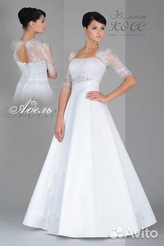 Авито тверь платье свадебное платье