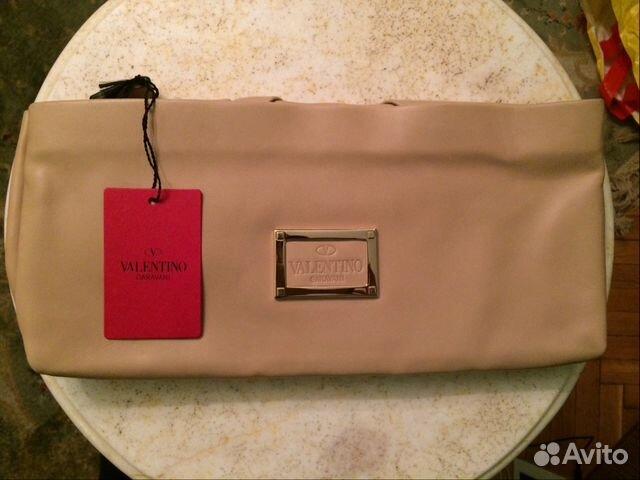 Своими руками: Сумочка-клатч от Valentino / раскрой клатча