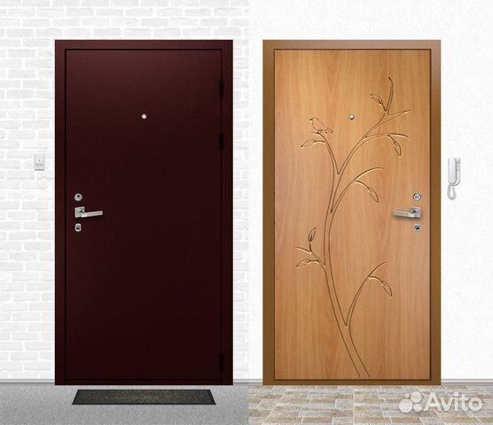 двери стальные оптом 960