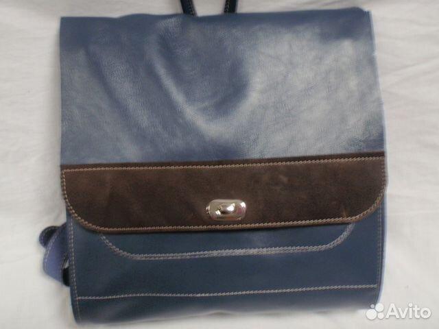 320b3700f40d Кожаный рюкзак-ранец ручной работы улра-кв/вер купить в Москве на ...