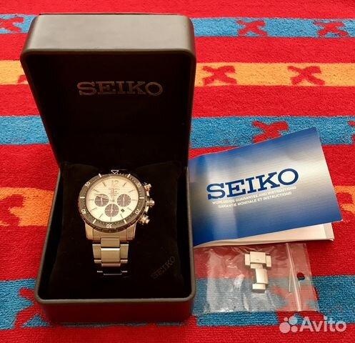 Часы Seiko 6M13-7010 купить в - avitoru