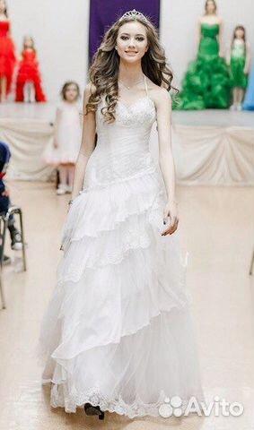 Свадебные платья в красноярске авито