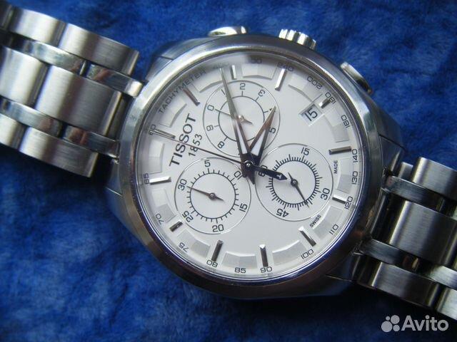купить часы Tissot T035 Couturier - watchonlineru