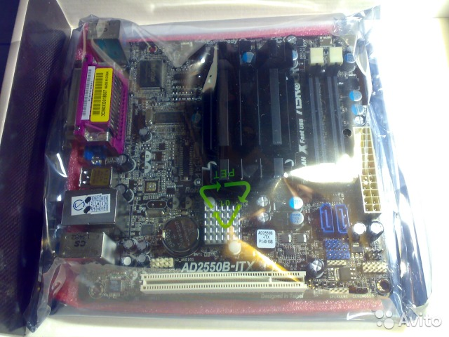 Asrock AD2550B-ITX Realtek LAN Windows 8 Driver Download