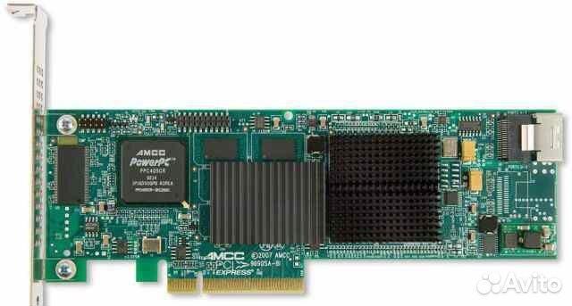 AMCC 3WARE 9690SA SASSATA DRIVERS FOR PC