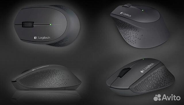4607ad7e090 Logitech Wireless Mouse M280 Black USB   Festima.Ru - Мониторинг ...
