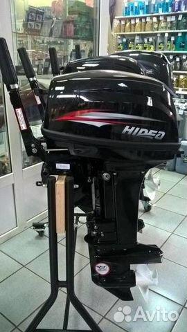 лодочные моторы хидея в москве