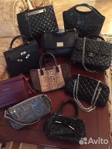 Сумки Chanel DG Jacobs Gillian Burberry Hermes   Festima.Ru ... ac2f4884e22