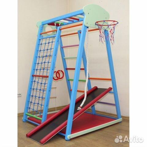 Напольный детский спортивный комплекс Баскет-6 89020067791 купить 3