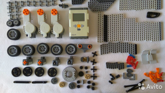 Lego mindstorms nxt software 21