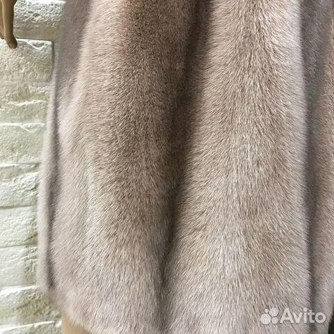 Тип пошива норки широкие полосы