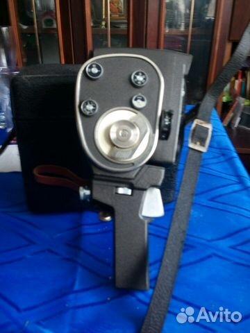 Кинокамера кварц 2М 89024147660 купить 6