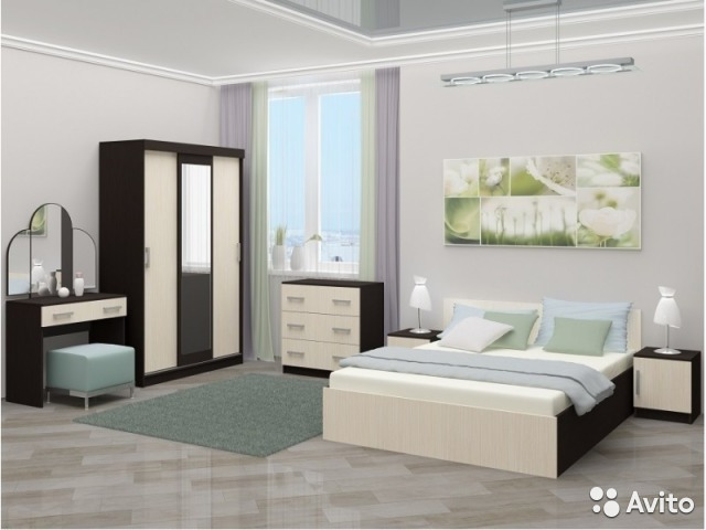 набор мебели для спальни бася Festimaru мониторинг объявлений