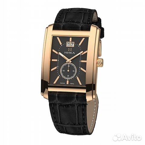 3a074d43d81d Продам мужские золотые часы Ника gentleman купить в Белгородской ...