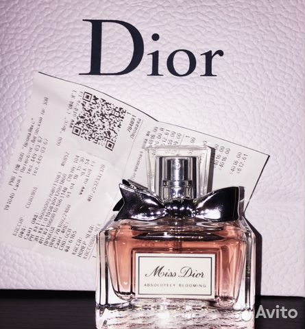 парфюм Miss Dior Absolutely Blooming Festimaru мониторинг