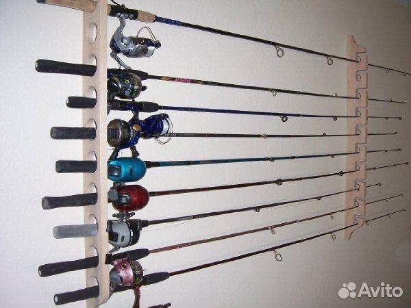 Несколько слов о хранении летних рыболовных снастей зимой