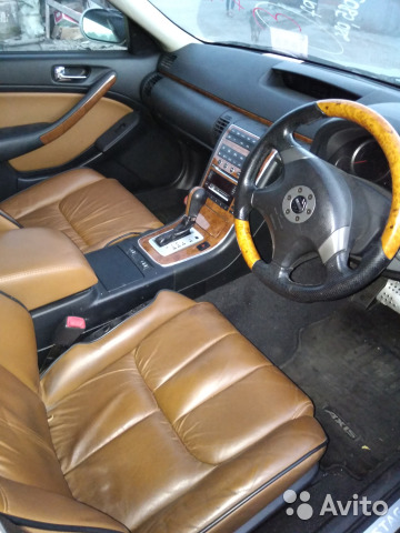 Nissan Stagea, 2005