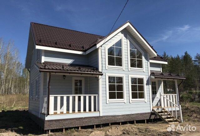 Дом 150 м² на участке 6 сот. 89622003919 купить 2