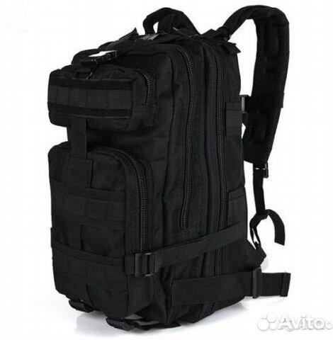 8b64c965e7ed Черный тактический рюкзак не бу купить в Ростовской области на Avito ...