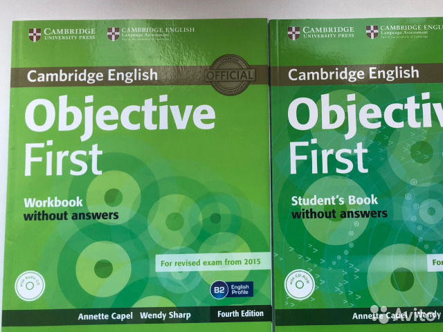Objective First Workbook with answers PDF