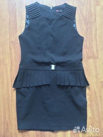 Платье школьное 89646676480 купить 2