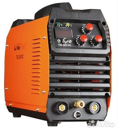 Сварочный аппарат tig 205 инверторные сварочные аппараты matrix