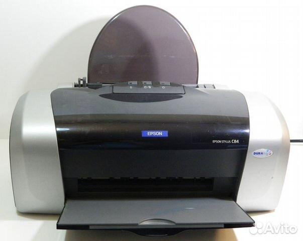 Принтер Epson Stylus C84