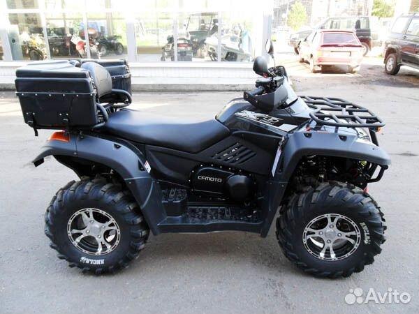 Квадроцикл cfmoto X6 купить в Архангельской области на Avito ...