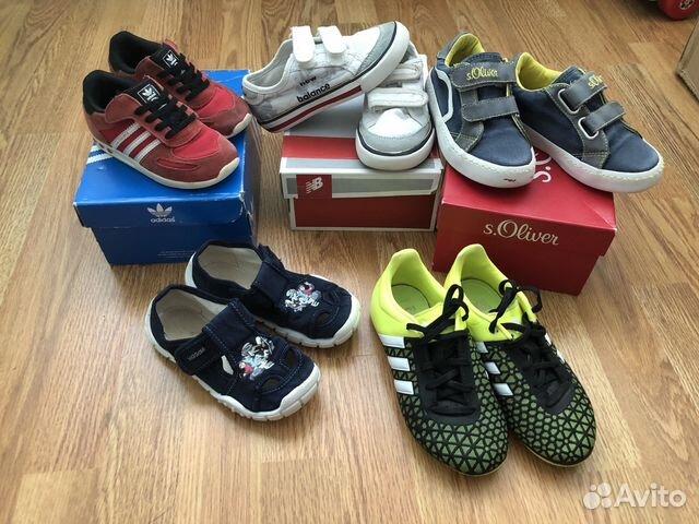 7d3f309a Детская обувь, кеды New Balance, кроссовки Adidas   Festima.Ru ...