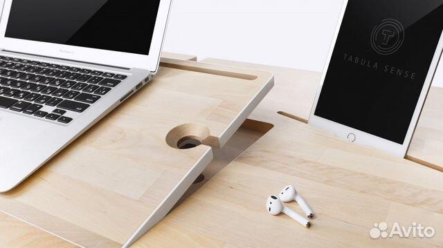 Умный стол со встроенной электроникой tabula sense 89065900001 купить 4