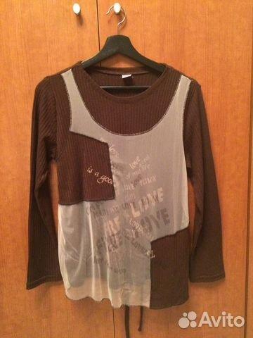 a9cf41f5e01 Кофты и футболки для беременных 46-48 купить в Московской области на ...