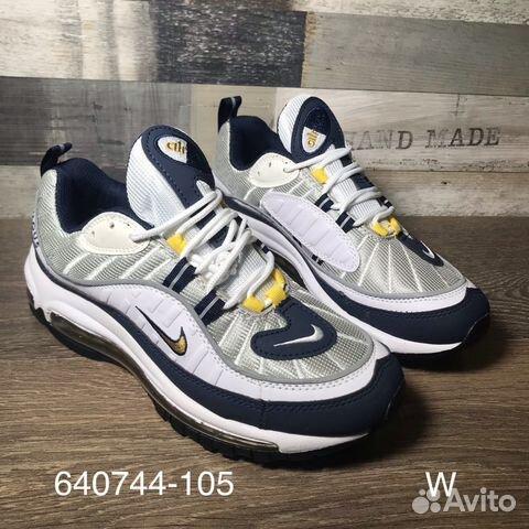 3991203a Женские кроссовки Nike Air Max 98 | Festima.Ru - Мониторинг объявлений