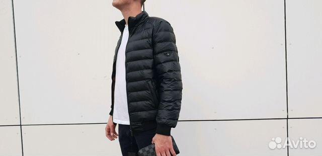 6e60c6d8980a Куртка Мужская Armani   Festima.Ru - Мониторинг объявлений