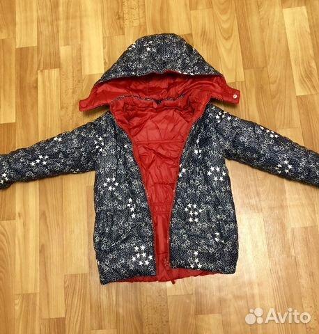 Куртка утеплённая 98-104  9d1f689e8e927