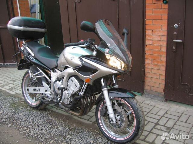 Yamaha fazer FZ6-S 89897913734 купить 1