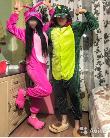 Пижамы кигуруми  c8dc0919dad14