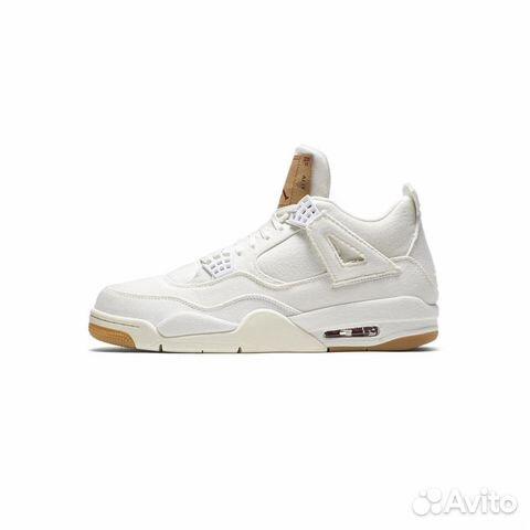 098a0a62 Кроссовки Nike x Levis Air Jordan 4 Retro (12036) | Festima.Ru ...