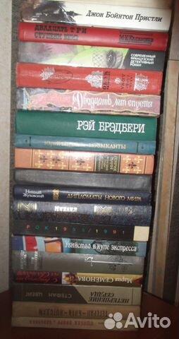 Книги штук 200 с различной тематикой