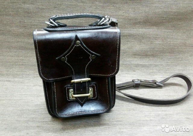 588050753500 Мужская сумка ручной работы | Festima.Ru - Мониторинг объявлений