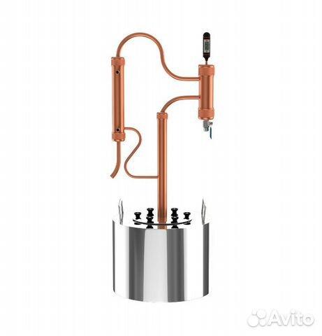 Купить самогонный аппарат в москве медь дистиллятор самогонный купить