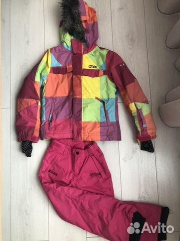 4767d10a Детский горнолыжный костюм O'Neill | Festima.Ru - Мониторинг объявлений