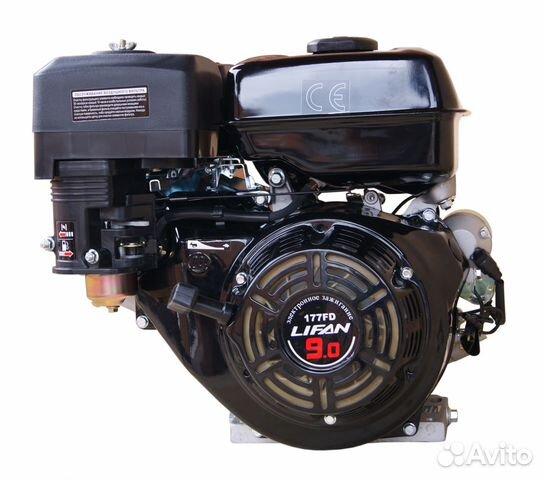 Двигатель Lifan 170FD 4-такт , 7л с , эл стартер   Festima