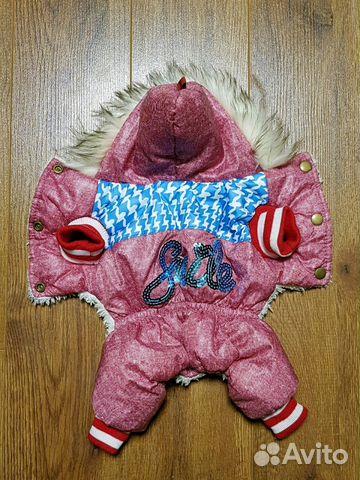 Стильная зимняя курточка