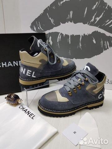 Кроссовки Chanel оригинал   Festima.Ru - Мониторинг объявлений edb1f6e892f