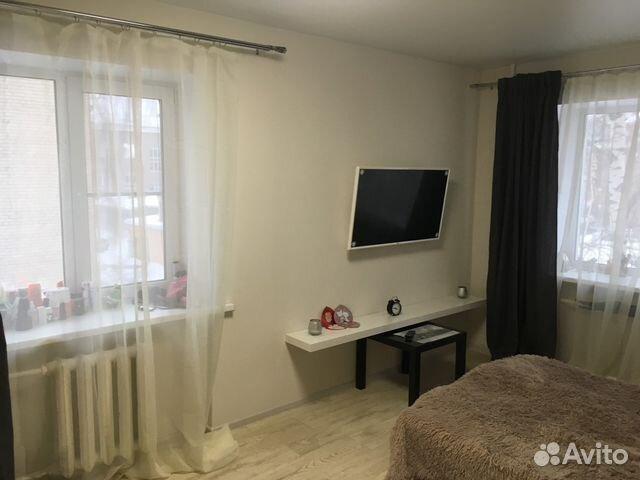 Продается однокомнатная квартира за 2 500 000 рублей. Оборонная улица, 9А.