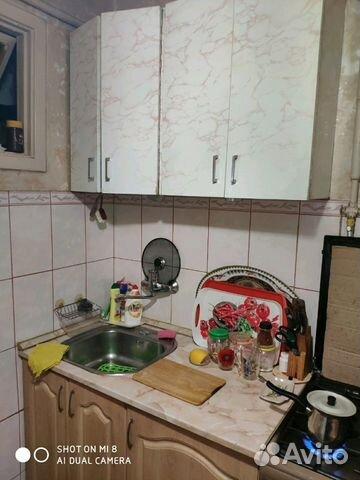 Продается однокомнатная квартира за 2 200 000 рублей. Московская область, Институтская улица, 19.