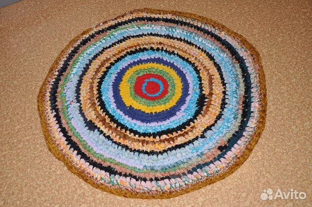 коврики вязаные крючком купить в челябинской области на Avito