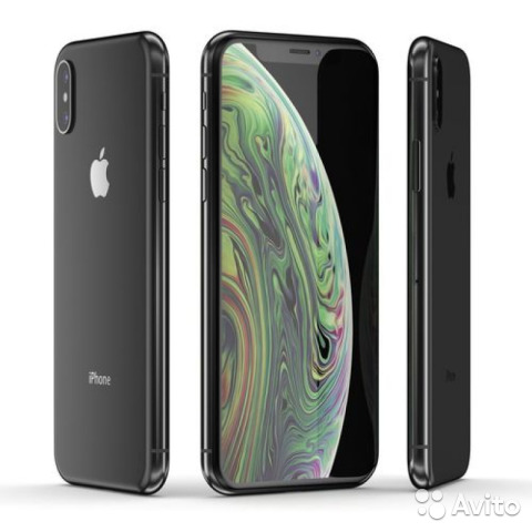 iphone xs max 256gb купить в рассрочку