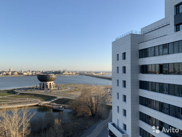 Продается двухкомнатная квартира за 7 950 000 рублей. г Казань, ул Сибгата Хакима, д 7.