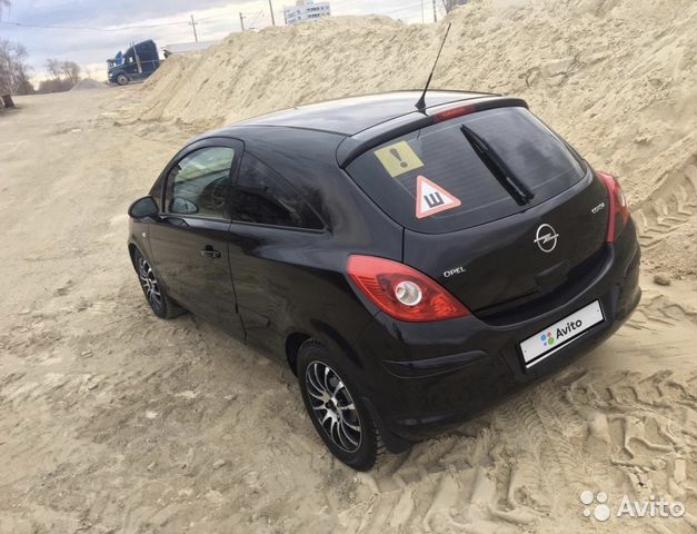 Купить Opel Corsa пробег 127 000.00 км 2007 год выпуска